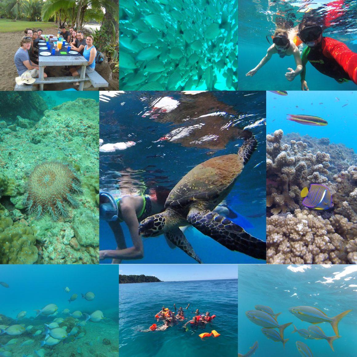 Buceo Tour – Reserva Biologica Isla de Caño